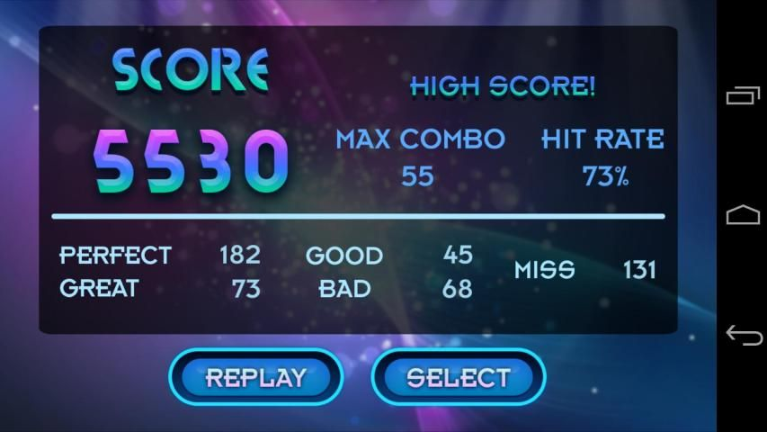 Beat Hero : Be a Guitar Hero screenshot 2