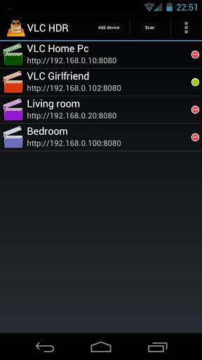 VLC HD Remote (+ Stream) screenshot 5