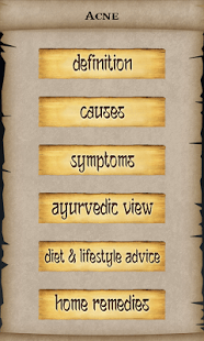 Ayurvedic Book screenshot 3