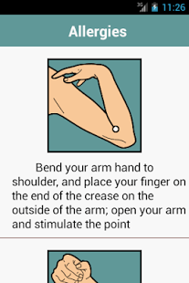 Acupressure Tips screenshot 3