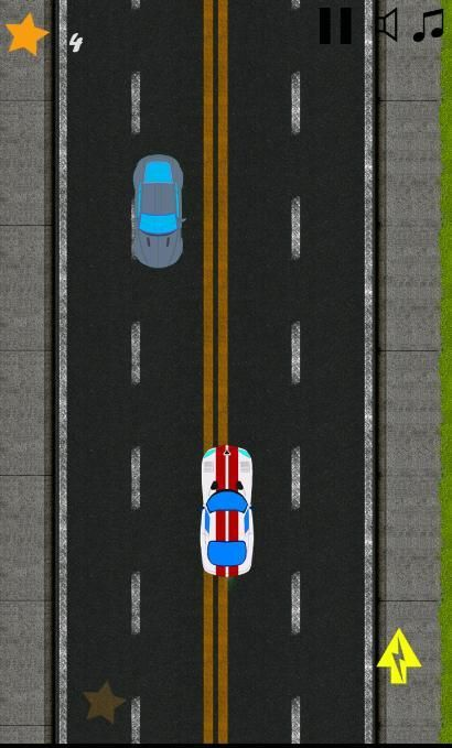 Highway Racing-speed Cars Game screenshot 4