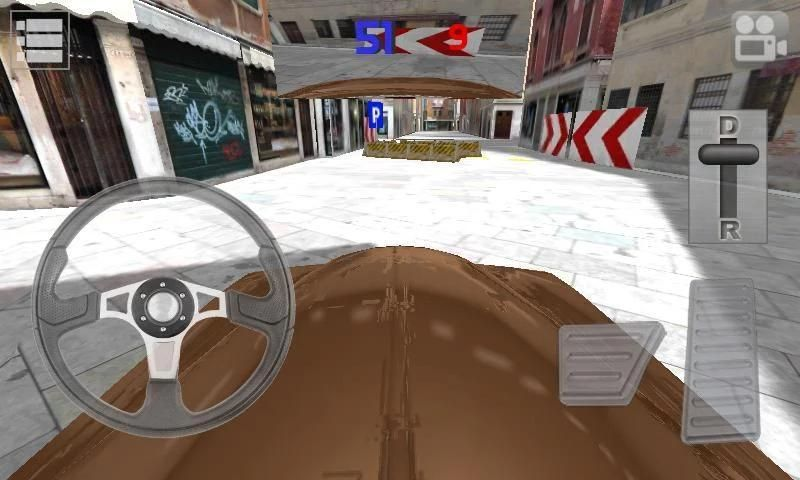 Classic Car Parking HQ screenshot 14