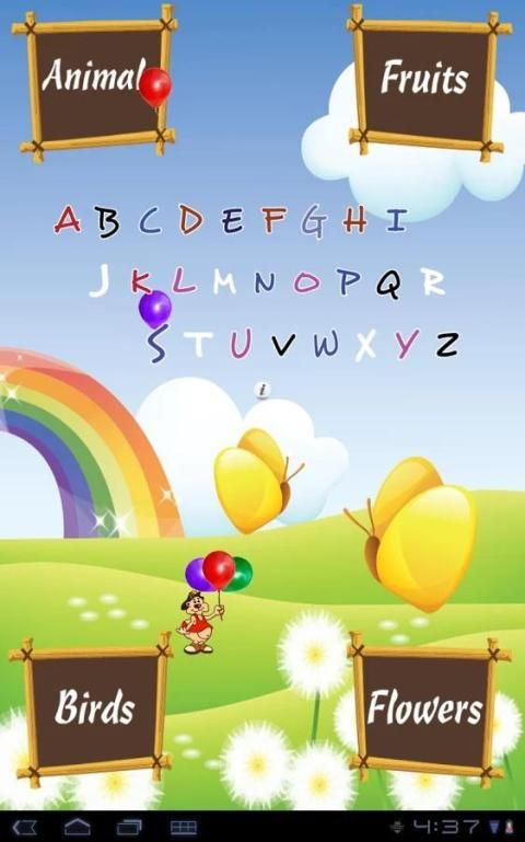 A to Z for Kids screenshot 1