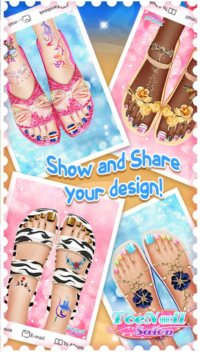 Toe-Nail Salon screenshot 2