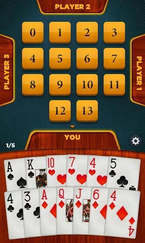 Spades HD screenshot 4