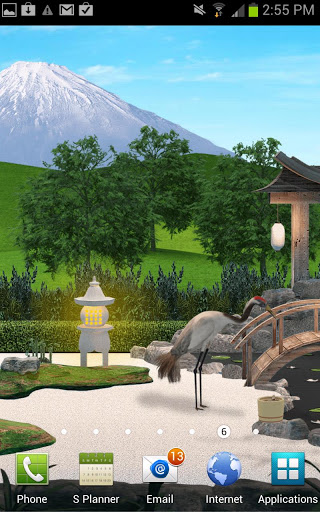 The Living Garden: Zen HD Free screenshot 4
