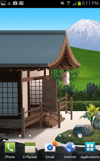 The Living Garden: Zen HD Free screenshot 5