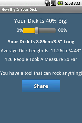 what is your dick