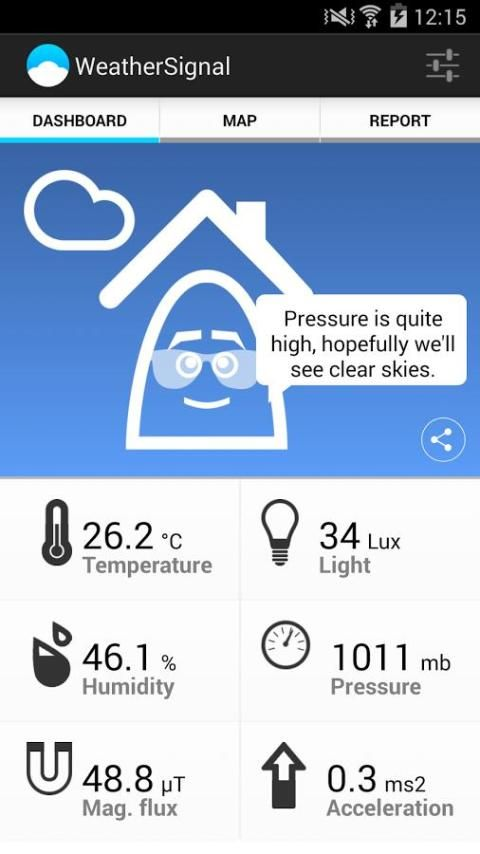 Mobile Weather Station screenshot 14