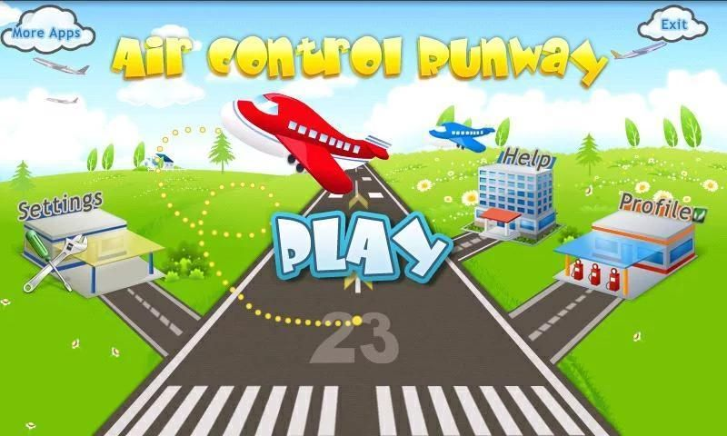 Air Control Runway Free screenshot 1