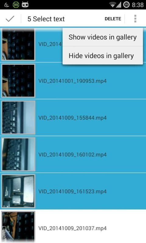 Secret Video Recorder screenshot 9