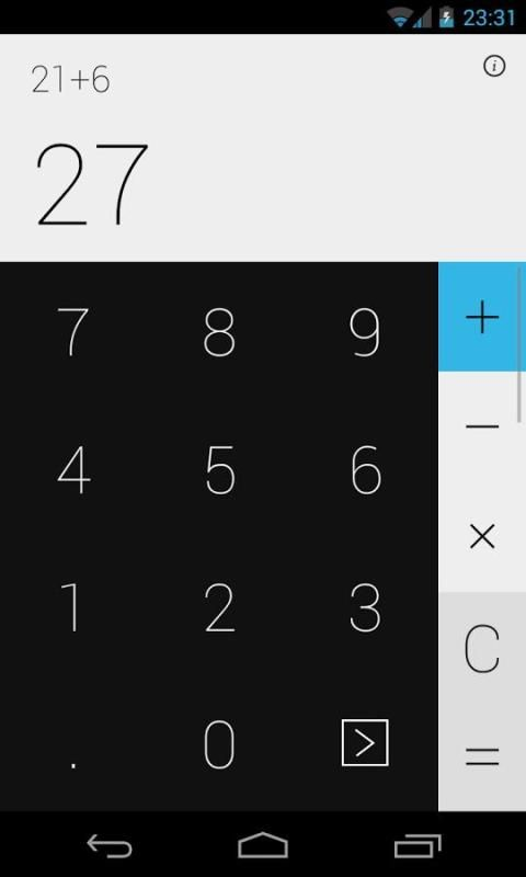 Swipe Calculator FREE screenshot 3