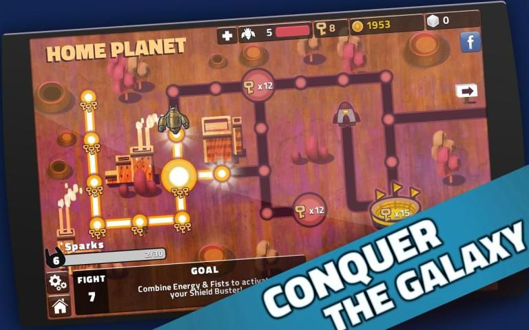 Mighty Bots: Fighting Robots screenshot 5