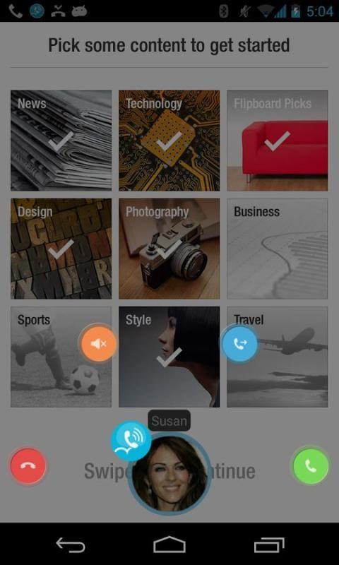Call PopOut screenshot 2
