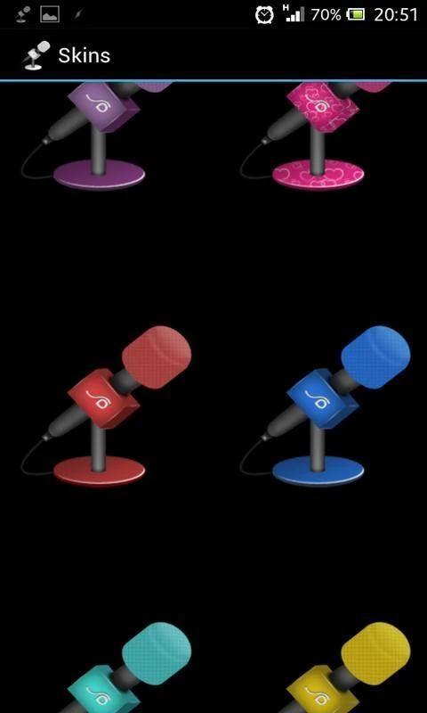 Microphone screenshot 8