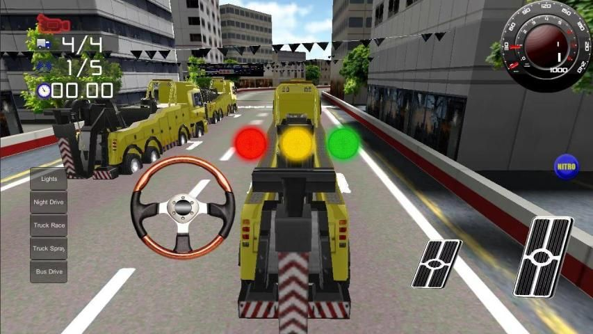 Truck Racing 3D Driving screenshot 12