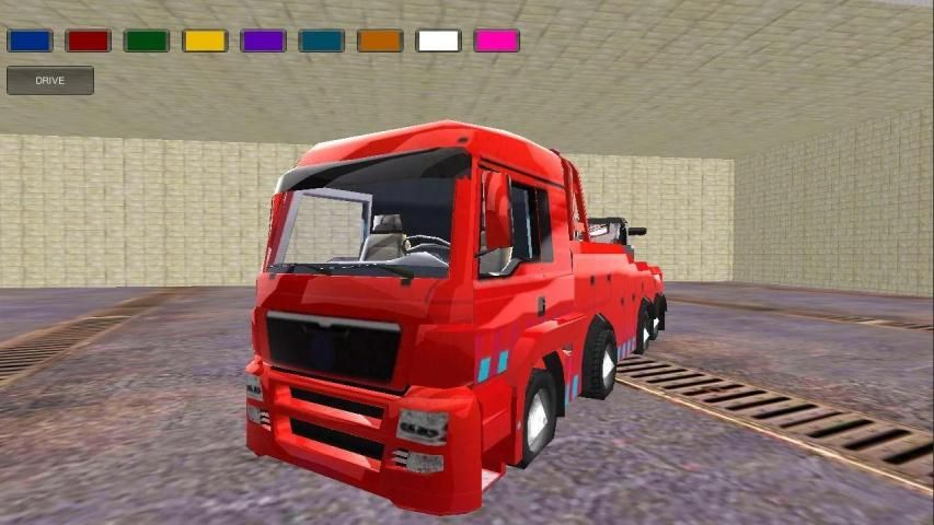 Truck Racing 3D Driving screenshot 20