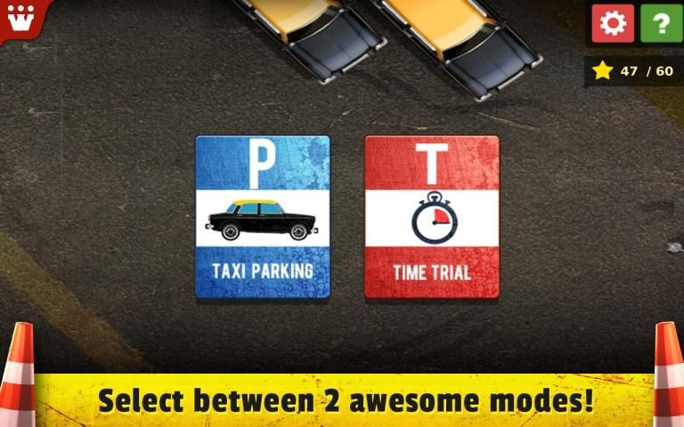 Taxi 3D Parking India screenshot 9