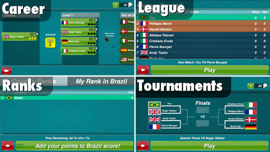 Badminton 3D screenshot 3