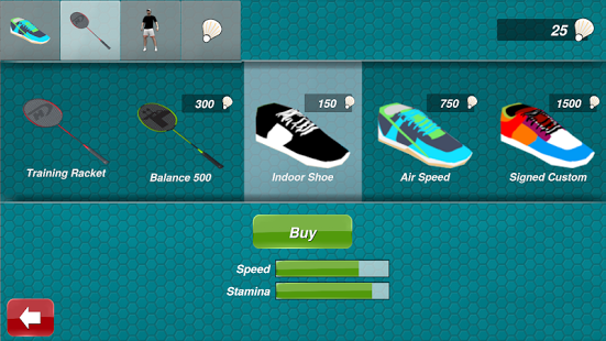 Badminton 3D screenshot 5