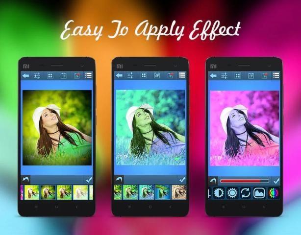 Photo Effect Pro screenshot 1