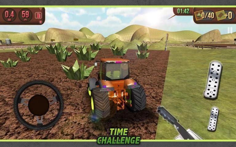 Tractor Simulator 3D screenshot 3