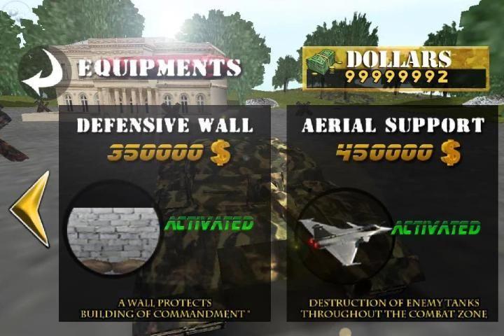 Tank War Defender 2 screenshot 5