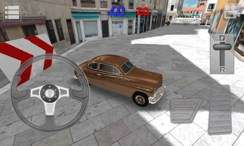 Classic Car Parking HQ screenshot 5