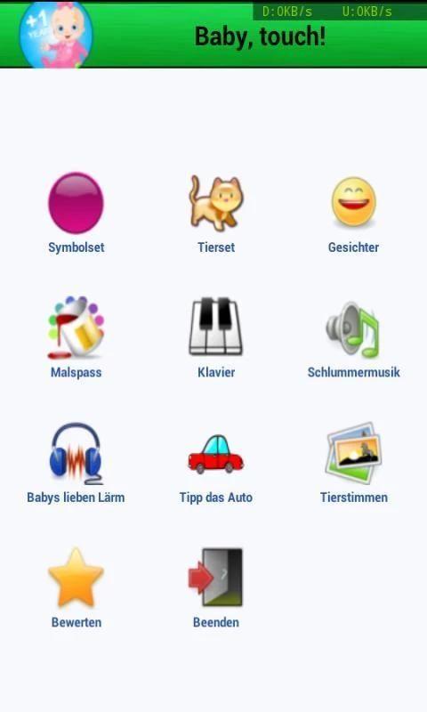 Baby Games & Lullabies screenshot 1