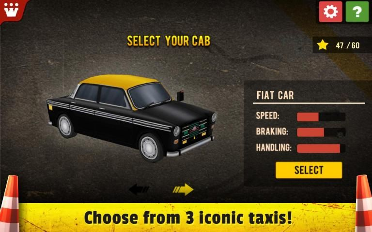 Taxi 3D Parking India screenshot 7