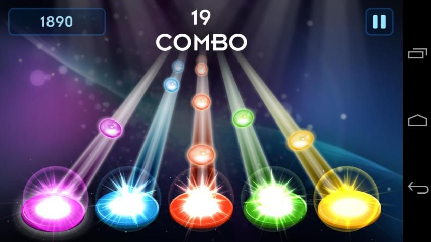 Beat Hero : Be a Guitar Hero screenshot 1