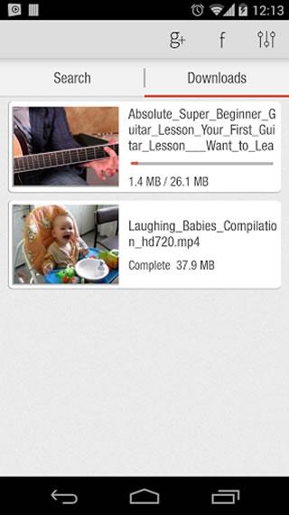 Videoder - Video Downloader screenshot 2