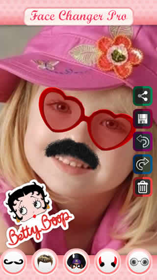 Face Changer Pro screenshot 2