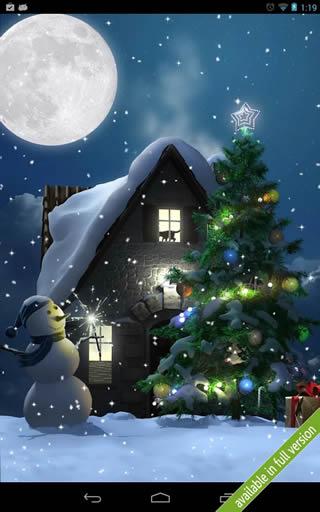 Christmas Moon free screenshot 1