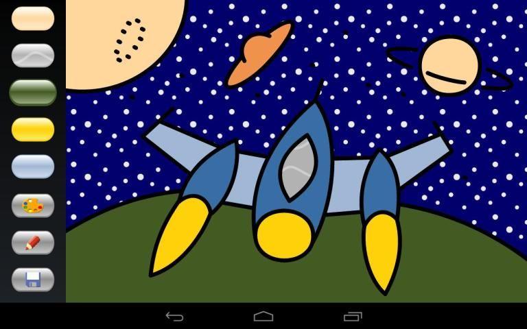 Zebra Paint Coloring App screenshot 5