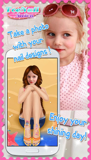 Toe-Nail Salon screenshot 1