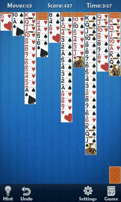 Solitaire Classic screenshot 4