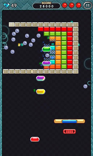 Brick Breaker 2012 screenshot 5