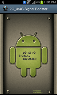 2G 3G 4G WIFI SIGNAL MASTER screenshot 4