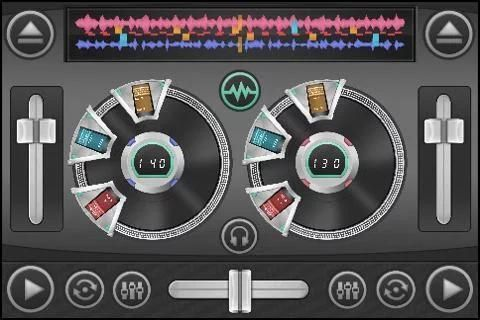 DJ screenshot 1