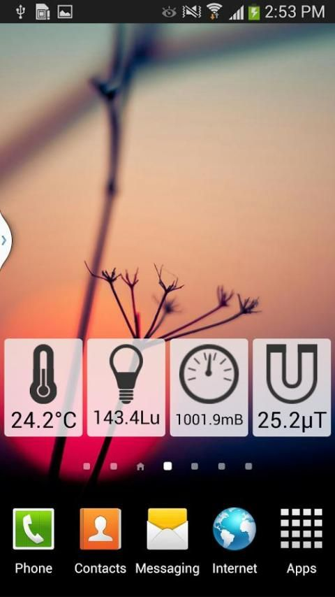 Mobile Weather Station screenshot 20
