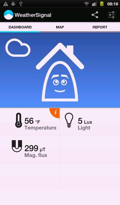 Mobile Weather Station screenshot 9