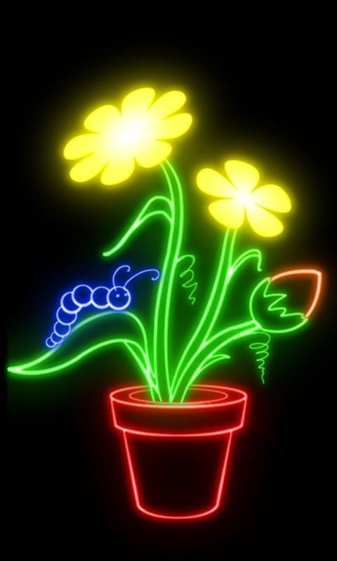 Glow Draw screenshot 3