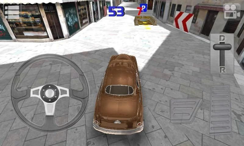 Classic Car Parking HQ screenshot 12