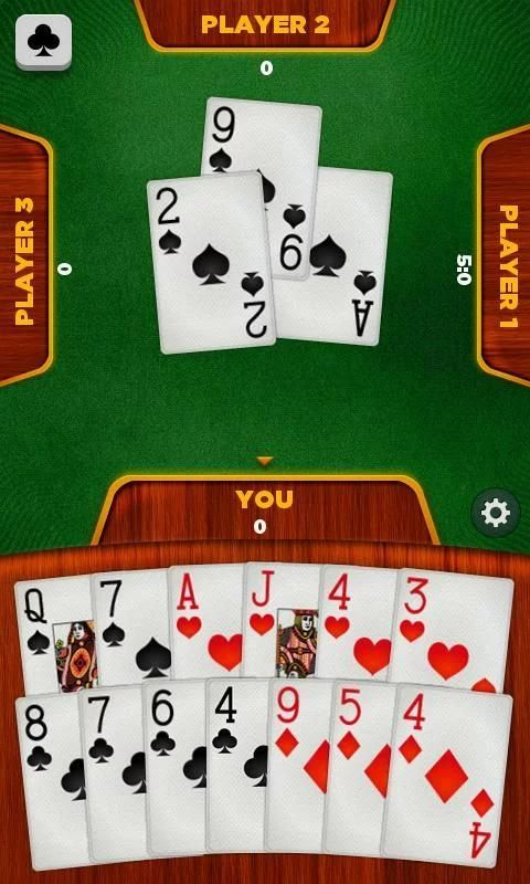 Spades HD screenshot 3