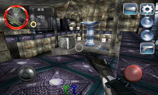 Dark Area Lite screenshot 4
