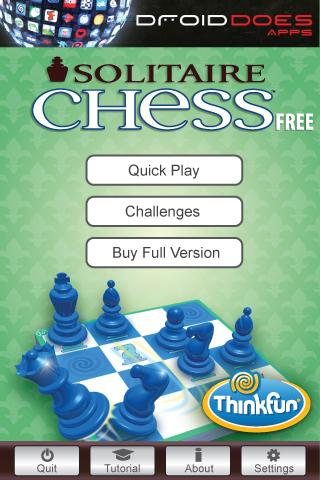 Solitaire Chess Free screenshot 3