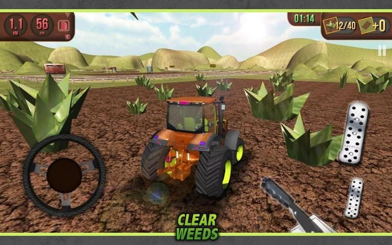 Tractor Simulator 3D screenshot 1
