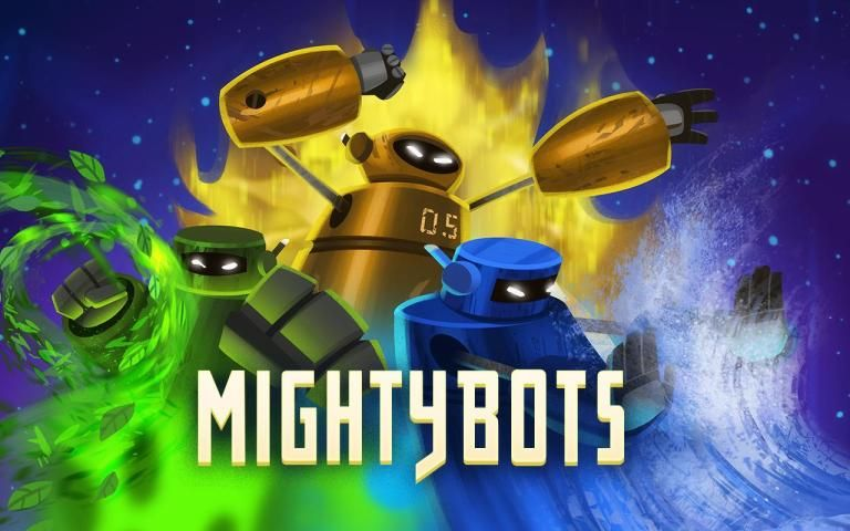 Mighty Bots: Fighting Robots screenshot 1