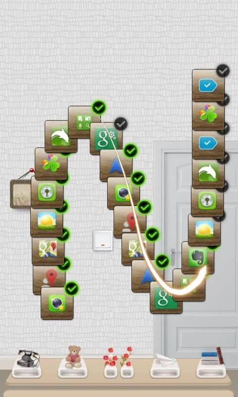 Dreamhouse Next Launcher Theme screenshot 2